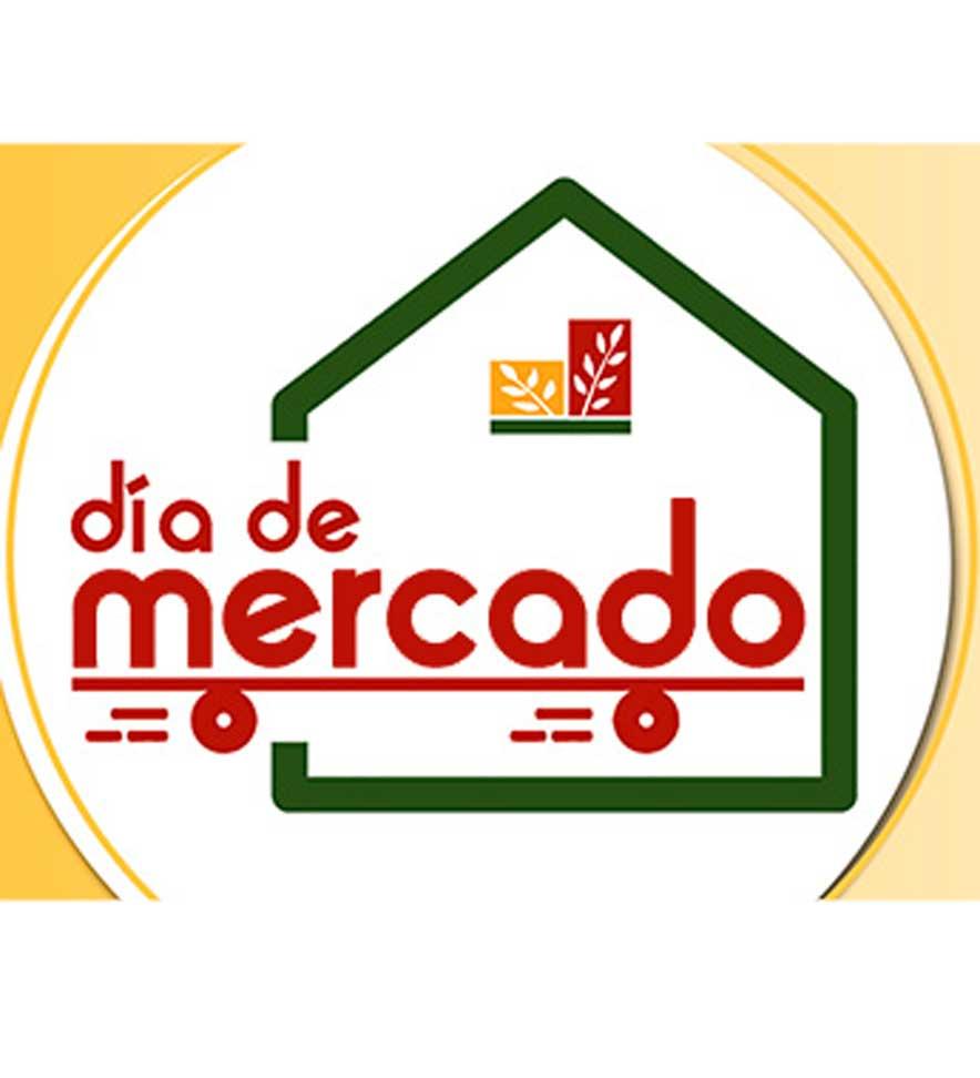 Logotipo de Día de Mercado de Cámara Agraria de Madrid